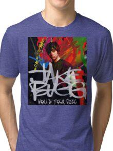 Jake Bugg World Tour 2016 Tri-blend T-Shirt