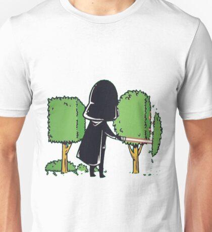 Darth Vader's Daily Life Unisex T-Shirt