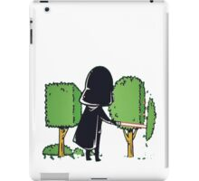 Darth Vader's Daily Life iPad Case/Skin