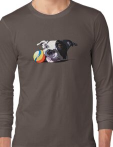 It's a Dog's Life Long Sleeve T-Shirt