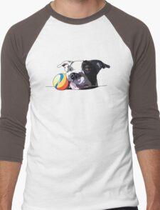 It's a Dog's Life Men's Baseball ¾ T-Shirt