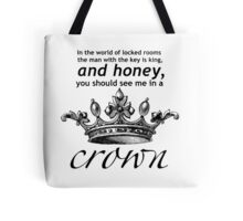 The world of locked rooms Tote Bag