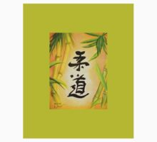 JuDo - the gentle way in olive One Piece - Short Sleeve