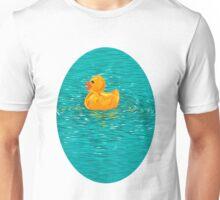 Quack Quack Says The Plastic Duck! Unisex T-Shirt