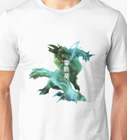 Monster Hunter - Jinouga Unisex T-Shirt