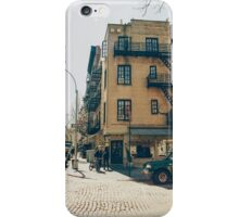 Greenwich Village iPhone Case/Skin