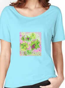 Spring 2 - Spring 2016 Artwork - Leaves & Berries Women's Relaxed Fit T-Shirt