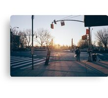 Chelsea Sunset Canvas Print