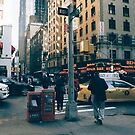 NYC Streets by Tess Smith-Roberts