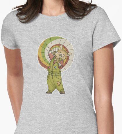 Corgi Kaylee!!! Womens Fitted T-Shirt