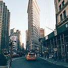 The Flatiron Building by Tess Smith-Roberts