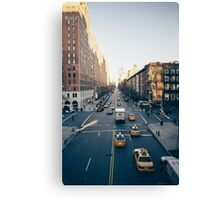 Highline Views Canvas Print