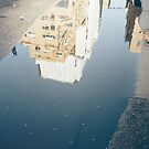 Skyscraper Puddle by Tess Smith-Roberts