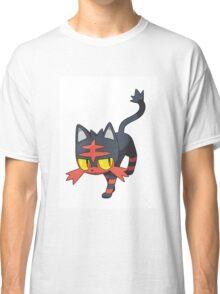 Litten - NEW Pokemon game Starter Classic T-Shirt