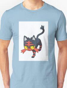 Litten - NEW Pokemon game Starter T-Shirt