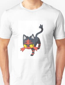 Litten - NEW Pokemon game Starter Unisex T-Shirt
