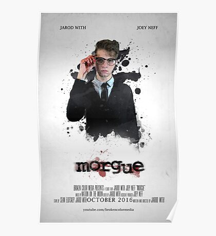 MORGUE Poster -- Donnie Poster