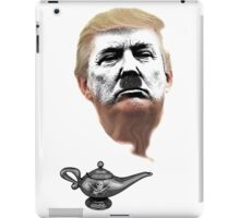 Donald is coming iPad Case/Skin