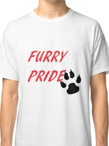 FURRY PRIDE Classic T-Shirt