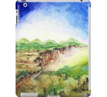 In the Valley Below iPad Case/Skin