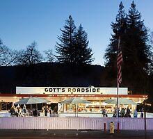 Gott's Roadside by Mitchel Whitehead