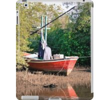 Old boat iPad Case/Skin