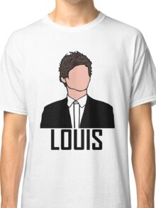 Outline of Louis Tomlinson  Classic T-Shirt