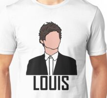 Outline of Louis Tomlinson  Unisex T-Shirt