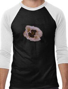 Flower pillows & Art- Consolation- A poppy for Shelley Men's Baseball ¾ T-Shirt