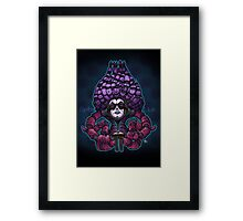 Axiom verge cool gaming Ophelia print Framed Print
