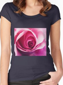 Rosa Rosae Women's Fitted Scoop T-Shirt