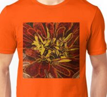 Effervescent - Sparkling, Intricate Ceramic Tile Mosaic Unisex T-Shirt
