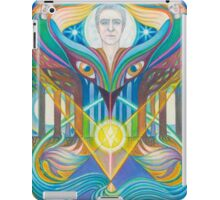 Embraced By The Muse iPad Case/Skin