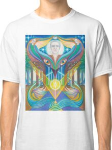 Embraced By The Muse Classic T-Shirt
