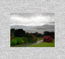 Late Afternoon Rain over Lake in Killarney Unisex T-Shirt