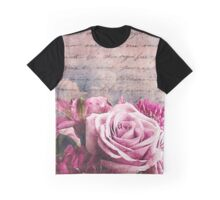 the bouquet Graphic T-Shirt