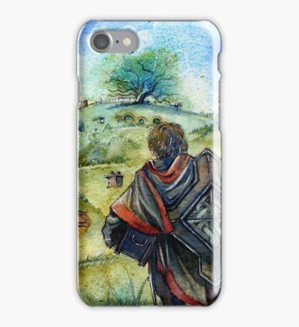 There and Back Again II iPhone Case/Skin