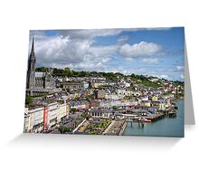 Seaport Town Greeting Card