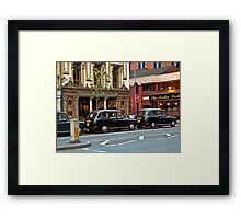 The Crown Bar in Belfast, Ireland Framed Print