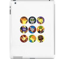 Fun Heroes  iPad Case/Skin