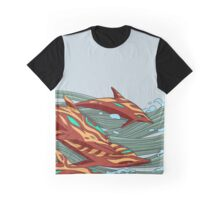Aquamarine revenge Graphic T-Shirt