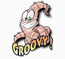 Groovy Worm  Unisex T-Shirt
