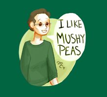 I like mushy peas - V2 Unisex T-Shirt