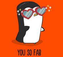 Fabulous Penguin! Kids Tee