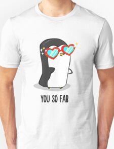 Fabulous Penguin! Unisex T-Shirt