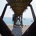 Selsey East Lifeboat Launching Station by lezvee