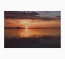 Toronto's Skyline at Sunrise Baby Tee