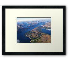 Loch Long Scottish Highlands Framed Print