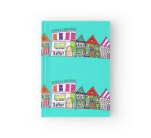 living in Holland Hardcover Journal