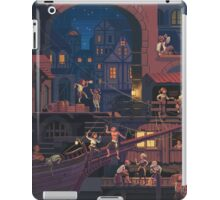Scene #30: 'Antigua' iPad Case/Skin
